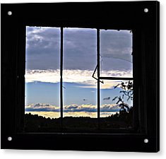 Point Of View Acrylic Print