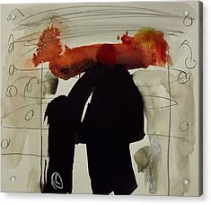 Portal Acrylic Print by Jorgen Rosengaard