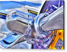 Propeller Acrylic Print
