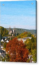Remagen Acrylic Print by Design Windmill