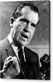 Republican Presidential Candidate Acrylic Print by Everett