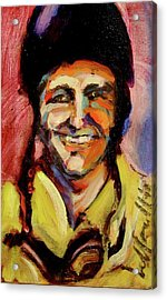 Rex Mays Acrylic Print by Les Leffingwell
