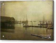 Rockland Harbor Acrylic Print