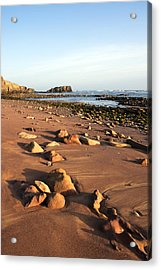 Rocks Acrylic Print by Svetlana Sewell