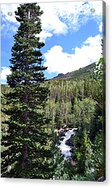 Rocky Mountain National Park2 Acrylic Print