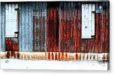 Rust R' Us Acrylic Print