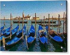 San Giorgio Maggiore Acrylic Print