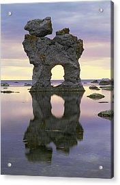 Sea Arch Acrylic Print by Bjorn Svensson