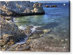 Sea Side Acrylic Print