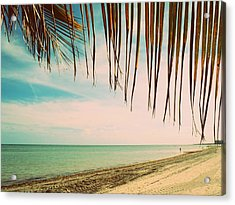 Seaside Canopy Acrylic Print by JAMART Photography