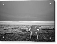 Serenity Acrylic Print by Larry Marshall