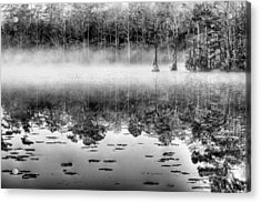 Shrouded Acrylic Print by JC Findley