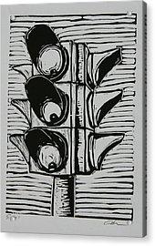 Signal Acrylic Print