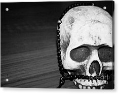 Skull 1 Acrylic Print