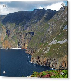 Slieve League Acrylic Print