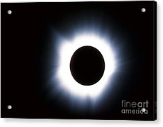 Solar Eclipse Acrylic Print by Stocktrek Images