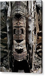 Spirit Of The Duncan Acrylic Print by Cathie Douglas