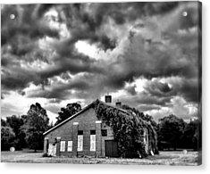 Stormy Monday #1 Acrylic Print by John Derby