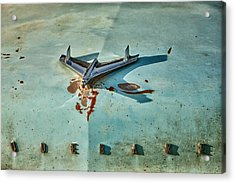 Studebaker President Acrylic Print by Richard Steinberger
