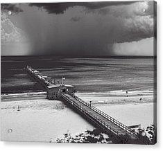 Summer Storm Acrylic Print by Gordon Engebretson