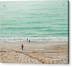 Summer Vacation Acrylic Print