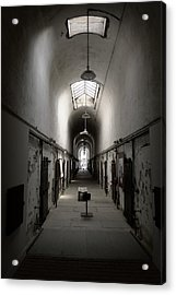 Sweet Home Penitentiary Acrylic Print by Richard Reeve