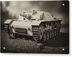 Tank Acrylic Print