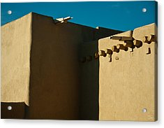 Taos Church I Acrylic Print
