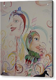 The Baby Maker Acrylic Print by Marian Hebert