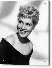 The Marrying Kind, Judy Holliday, 1952 Acrylic Print