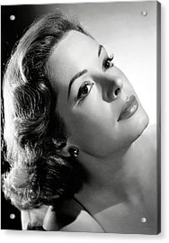 The Prisoner Of Zenda, Jane Greer, 1952 Acrylic Print