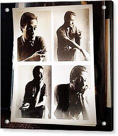 The Sterling Jensen Series Acrylic Print