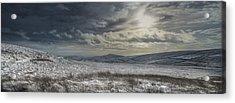 Towards Gradbach Acrylic Print by Andy Astbury