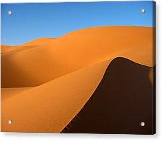 Ubari Sand Sea, Libya Acrylic Print by Joe & Clair Carnegie / Libyan Soup
