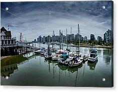 Vancouver Canada Acrylic Print