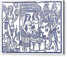 Venus, Roman Goddess Of Love Acrylic Print by Science Source