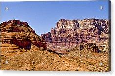Vermilion Cliffs Arizona Acrylic Print