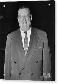 Walter Omalley (1903-1979) Acrylic Print by Granger