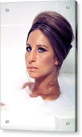 Whats Up, Doc, Barbra Streisand, 1972 Acrylic Print by Everett