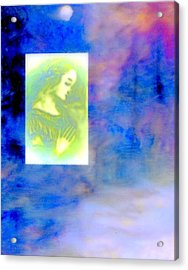 Winter Solstice Acrylic Print by FeatherStone Studio Julie A Miller