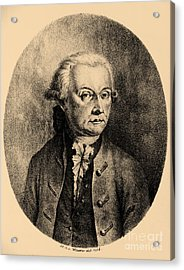Wolfgang Amadeus Mozart, Austrian Acrylic Print by Photo Researchers, Inc.