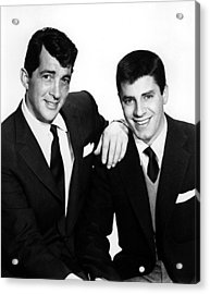 Youre Never Too Young, Dean Martin Acrylic Print by Everett