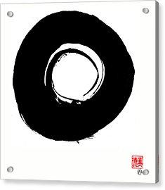 Zen Circle Six Acrylic Print