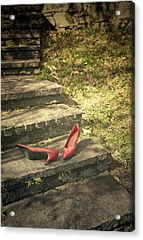Pumps Acrylic Print by Joana Kruse