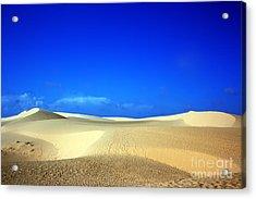 Desert Acrylic Print by MotHaiBaPhoto Prints