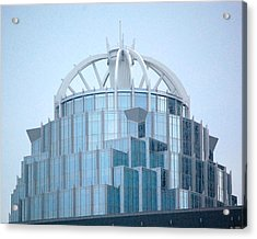 Acrylic Print featuring the photograph 111 Huntington Ave - Boston by Mary McAvoy
