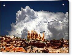 San Rafael Swell Acrylic Print