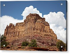 San Rafael Swell Acrylic Print by Southern Utah  Photography