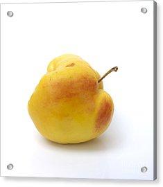 Apple Acrylic Print by Bernard Jaubert