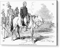 Zachary Taylor (1784-1850) Acrylic Print by Granger